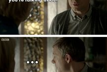 Sherlock / Yes, I'm a fangirl