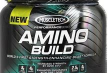Muscle Tech Amino Build / Muscle Tech Amino Build is the best Creatine supplement which boosts muscular power. Creatine recovers the strength for hard workouts.  / by Supplement Edge Inc.