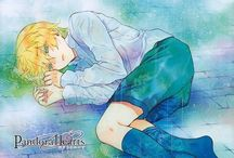 Pandora Hearts(Official Art) / by Mikayla Snow