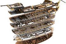 Ship/ Airship