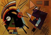Expressionism - Cubism - Abstract / Compilation of famous works!