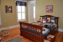 Lucas New Room