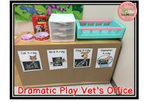 Daycare Dramatic Play