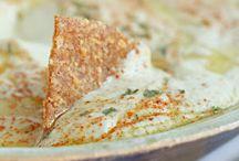 Raw Zucchini Hummus