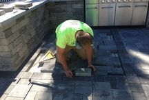 Ryan's Landscaping in action / Ryan's Landscaping in action, process of various landscapes & hardscapes installations.
