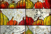 November art / by Pinkpoodle Patterns
