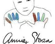 Annie Sloan / by Black Dog Salvage