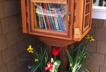 Little free Library / by Rod Sheri Mapes
