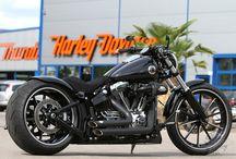 Thunder bike