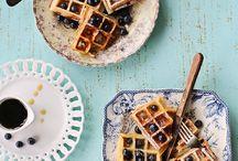 Waffles | Pancakes | Crepes
