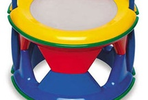 Sensory Musical Toys / Sensory Musical Toys that provide visual and auditory stimulation for young children with special needs. Fabulous bright, high contrast colours.