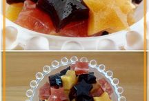 candy and preserves