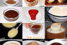 salsas dulces