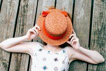 Séances photos / Ce tableau me sert d'inspiration pour mes prochaines séances photos de chapeaux.