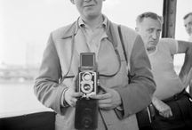 Stanley KUBRICK, Master Photographer / That's right, Stanley Kubrick, Master Photographer, way before the movies.  Kubrick was barely 17 when he got a job in the photography department at LOOK Magazine. His photographs were brilliant and his reputation was made.  / by Sharon Phillips