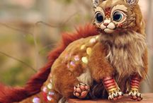 Dolls - Fantasy Animals