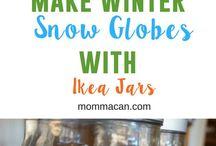 Mason Jar/Jar Crafts