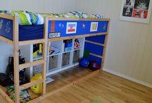Kid's Room / by Gail Reese Lebeter