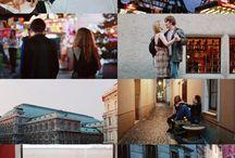 Film scenes