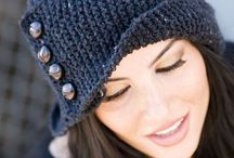 Woman's winter hat