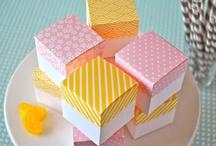 Boîtes, packaging
