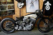 Harley Davidson Project