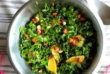 Low Fodmap Salater fra gastroequation.dk / Lækre bud på salater fulde af smag, som er low fodmap venlige.