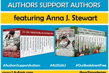 Authors Support Authors
