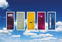 Front door trends / Latest front door trends