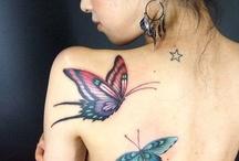 Tattoo / Pain of beauty / by Eve Hilda