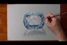 Taş çizim teknikleri