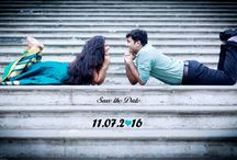 """Pre Wedding Photography - BX Studio / """"Fall in love with someone who's comfortable with your silence. Find someone who doesn't need your words to know its time to kiss you."""" Express your feelings through a romantic Pre Wedding Shoot through us."""