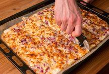 Pizzák,Langallók
