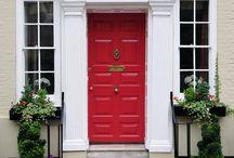 Doors / by Lisa Welsh