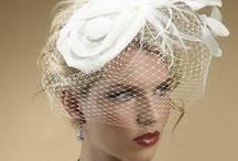 Carrie's Wedding - Headwear