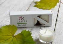 DesRes CANDLES / Organic essential oil candles in a melting oil that becomes a warm massage oil Mmmmmmm www.desresdesign.co.uk