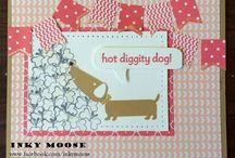 Stampin' Up! Cats & Dogs