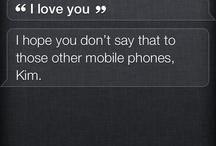 Stuff Siri Says / by Kim Lee
