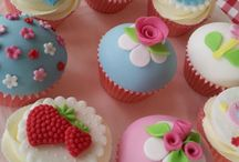 Cakes / Muffins / Cupcakes / by Marie Faksova