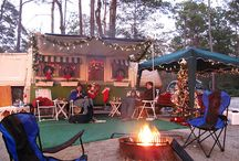 Christmas Camping / by DISH Outdoors