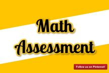 Math Assessment / Math Assessment! Do you have a Math Assessment you'd like to share? Contact me to become a contributor on this board: http://mathfilefoldergames.com/contact