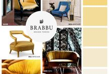 Moodboards | Trend Colors | Color inspiration