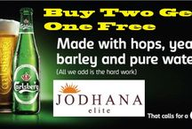 Carslberg A Drink to Enjoy Life / JL Offers Buy 2 Get 1 Offer