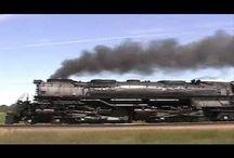 El ferrocarril haciendo historia