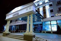 BEST WESTERN Grand Hotel / To propozycja dla osób odwiedzających stolicę województwa świętokrzyskiego. BEST WESTERN Grand Hotel posiada idealną lokalizację dla turystów ruszających w góry.