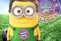 Minion voetballers
