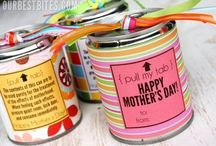 Classroom Crafts & Parent Gifts