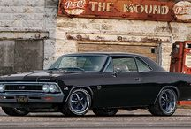 Chevelle muscle