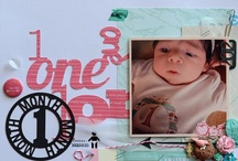 My Scrapbooking - Thanks for pinning me xx / Layout by Raquel Bowman - www.raquelbowman.com - Thanks for pinning me xxx