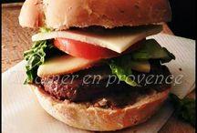 Mes Hamburgers